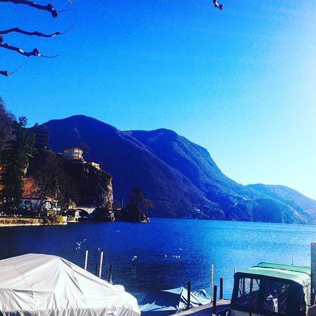 #sunnyday #winter #swiserland #sunshine #beauty ##solocosebelle #travel #traveling #travelgram #lake