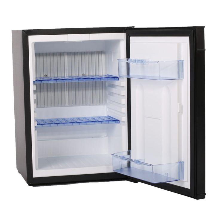 Smad AC110V/220V DC12V Lpg Gas Mini Refrigerator Absorption Travel Fridge Cooler No Compresssor Low Noise Home Hotel Use Fridge