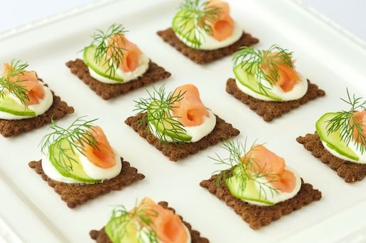 1000 images about entertaining tips on pinterest tacos for Smoked salmon mousse canape