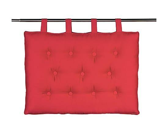 Подушка для изголовья кровати - 100% хлопок - 50х70 см