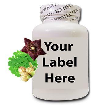 Private Label Moringa Manufacturing (100 units)
