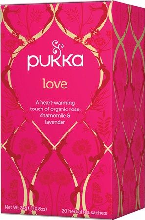 Pukka Tea Love Tea - 20 Bags