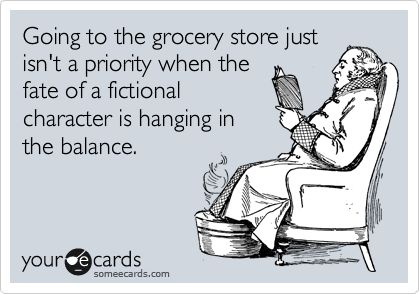 The grocery just doesn't matter.....
