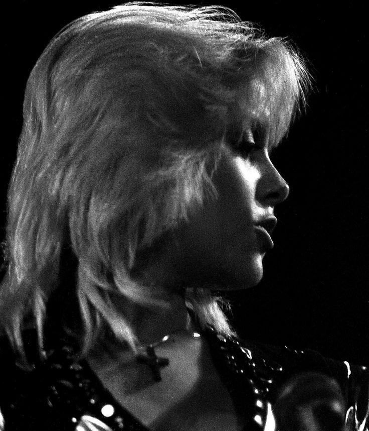 Cherie Currie, Whiskey A-Go-Go, Hollywood, Ca. 1978