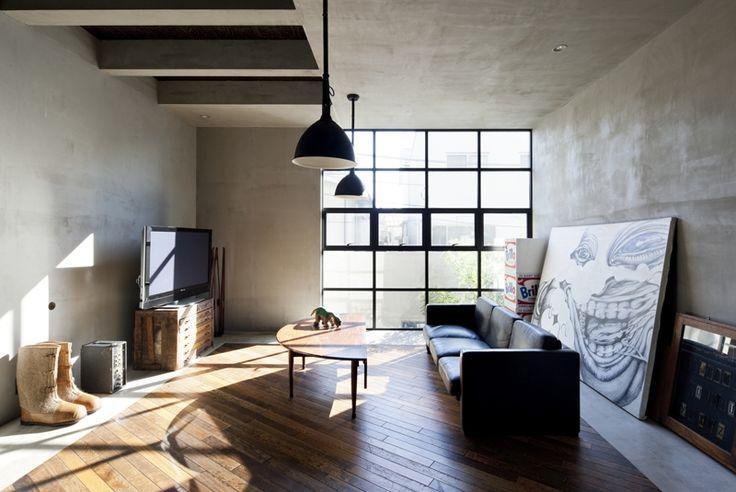 建築家:LEVEL Architects「渋谷の住宅」                                                                                                                                                     もっと見る