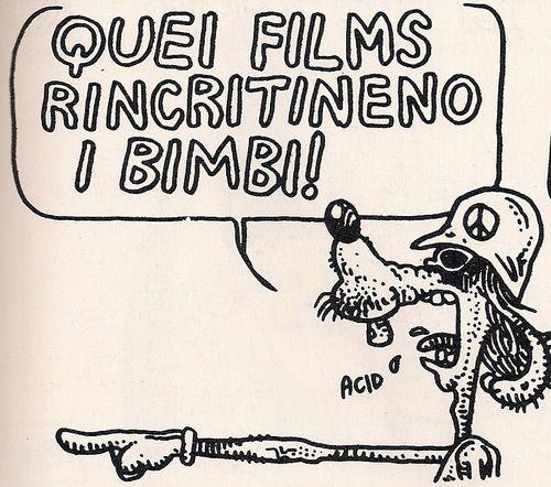 Pippo - Andrea Pazienza