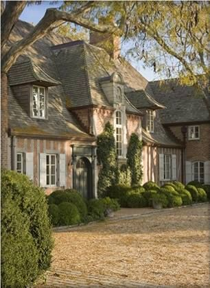 225 best images about french country exterior on pinterest for French provincial homes for sale