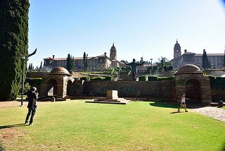 Buildings, Tshwane, Pretoria, South Africa | by South African Tourism