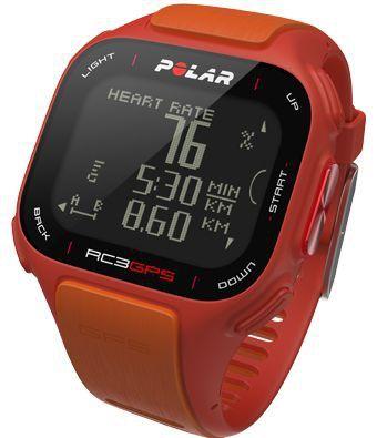 De Polar RCS GPS is onmisbaar tijdens het hardlopen, wandelen of fietsen. Voor al deze activiteiten beschikt de Polar RCS GPS over daarvoor bestemde programma's. Deze sporthorloge met GPS registreert de route, snelheid en de afgelegde afstand voor een duidelijk overzicht van uw training. Daarnaast wordt ook uw calorieverbruik geregistreerd.  #activitytrackers