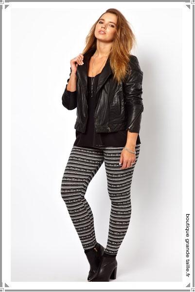18 best leggings grande taille femme images on pinterest. Black Bedroom Furniture Sets. Home Design Ideas