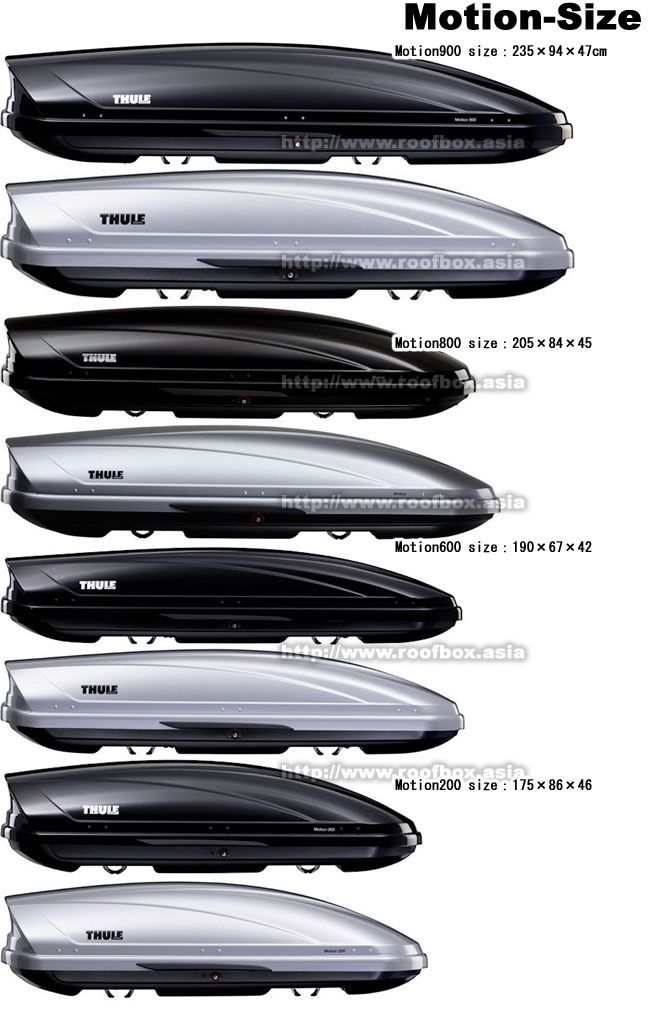 Sc 1 St Roofbox Asia Thule Motion Roof Box Memphite Com Roof Box Car Roof Storage Car Roof Box