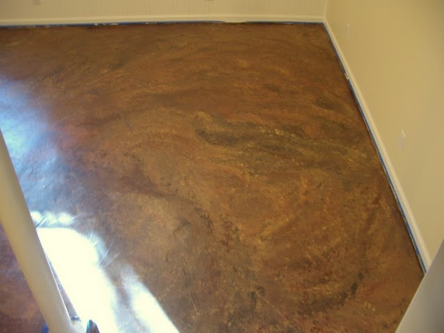 looks like the easiest DIY floor project