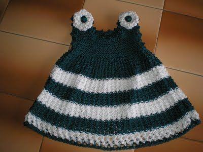 Elen@design - tricotaje manuale: Rochite de primavara-vara