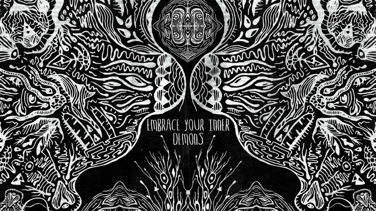 While hearing a dark and somber song by Conjure One. - Designed by Gullwing / Peter Kasdaglis