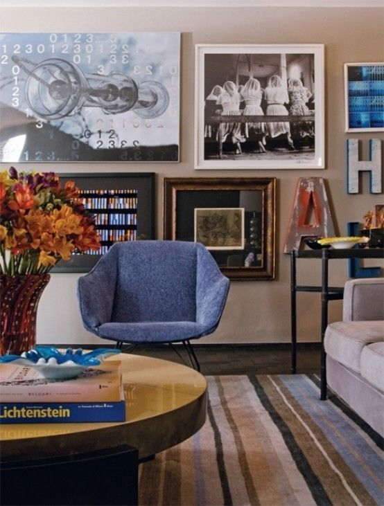 Die besten 25+ ungewöhnliche Wohnungen Ideen auf Pinterest - industrieller schick interieur moderner wohnung