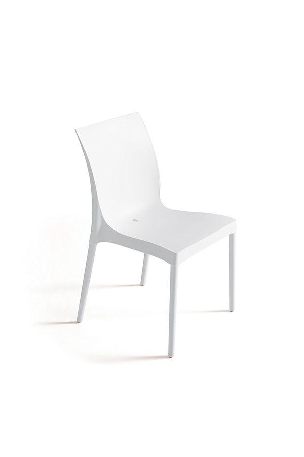 Sedie Da Giardino Bianche.Sedia Zanzibar Sedie Sedie Bianche E Sedie Da Giardino