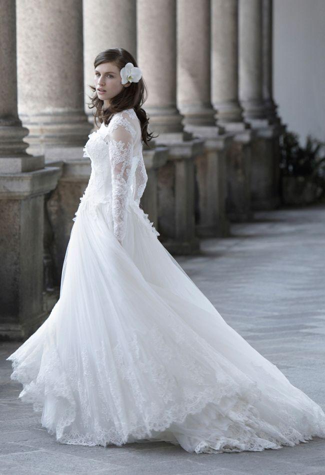 Alberta Ferretti Spring 2014 Wedding Dresses   #weddingdress #dress #wedding