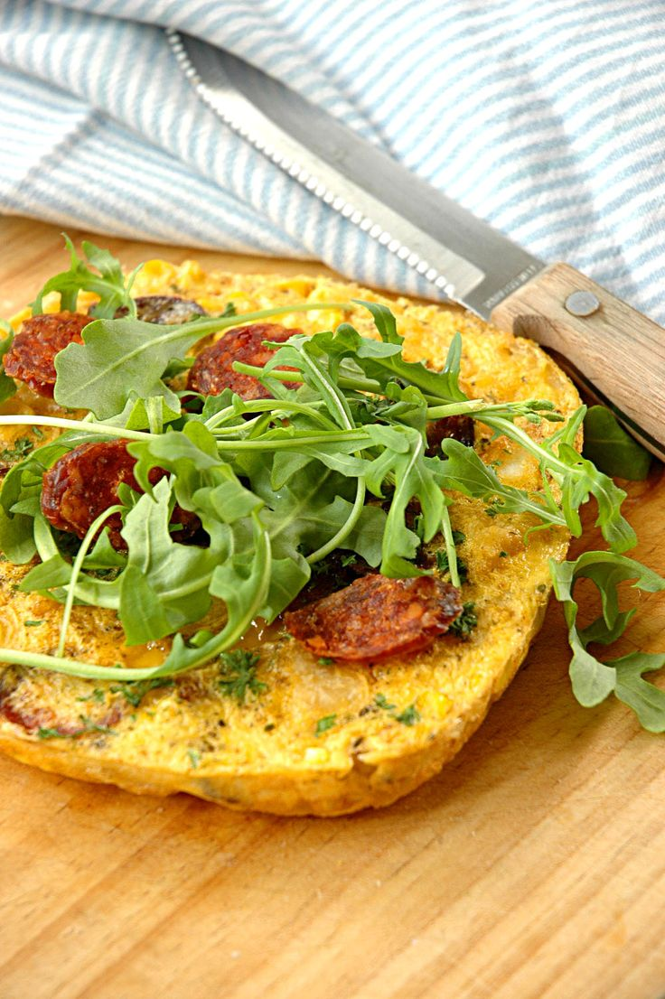 How to cook a Spanish Frittata in an Air Fryer? - My Easy Cooking