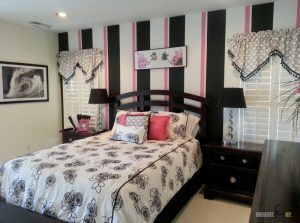 Girls Bedroom Color Schemes Using Black And White Color Schemes For Kids And Teenage Bedrooms Miss Alice Designs