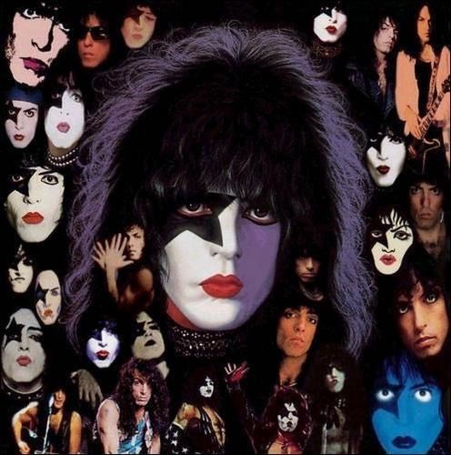 Paul Stanley Makeup: 44 Best Ace Frehley Images On Pinterest