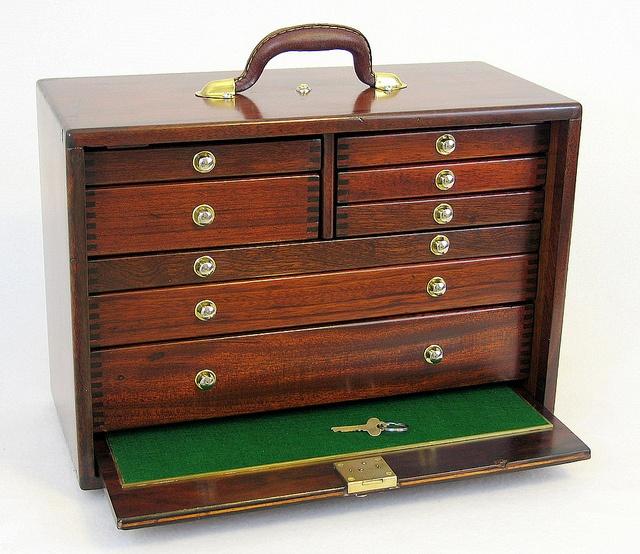 Beautiful tool box
