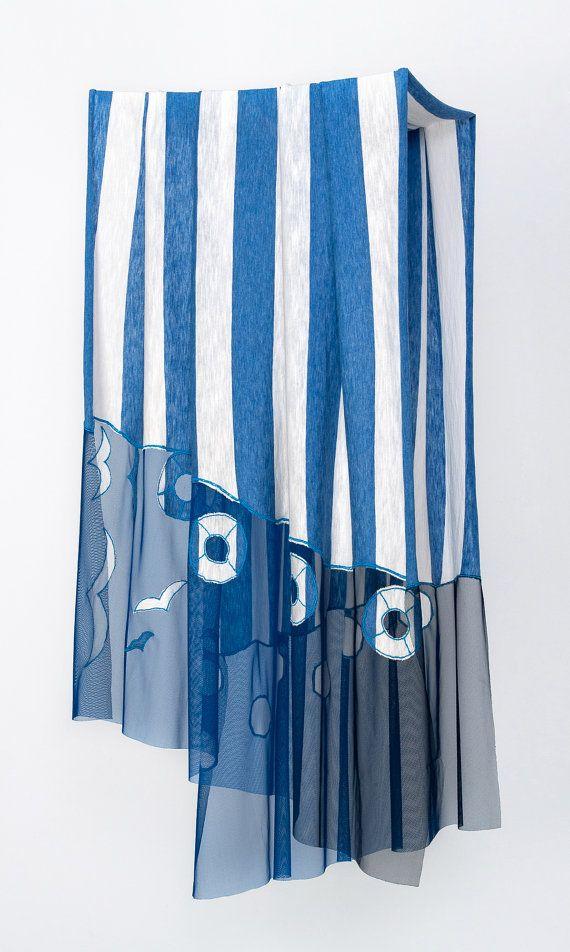 Blue design and handmade by Idol  Kybele  Elibelinde on Etsy