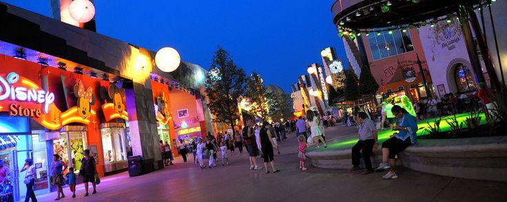 Restaurantes y ocio en Disney Village | Disneyland Paris