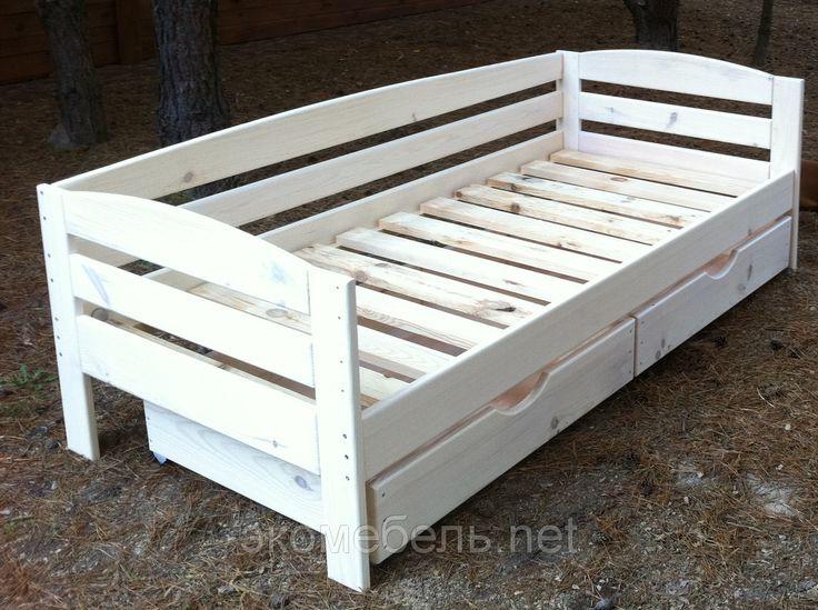 Деревянная кровать Ната Плюс, фото 3
