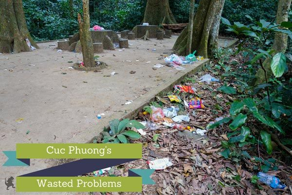 Cuc Phuong National Park in Vietnam has a terrible problem, and it is staring us in the face. But is this an issue that is found everywhere in the world?