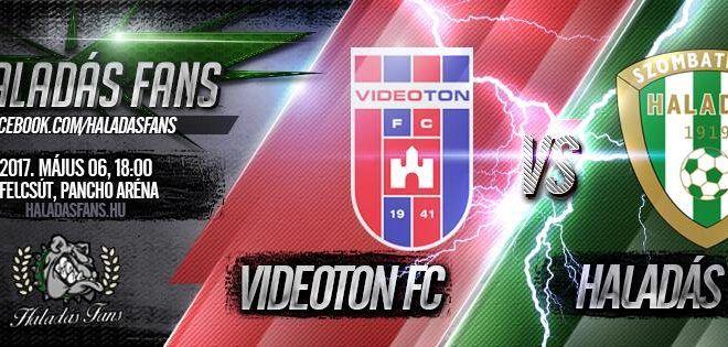 Videoton FC – Szombathelyi Haladás 2-0 (1-0)