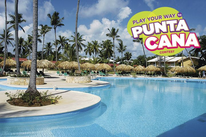 Play your Way to Punta Cana | Have you answered the Week 2 question in the CNE Play Your Way to Punta Cana Contest? This week's question will be open until Tuesday, August 5 at 9:59 a.m. Good luck to everyone and have a great long weekend. #CNE2014 #letsgototheex #contest