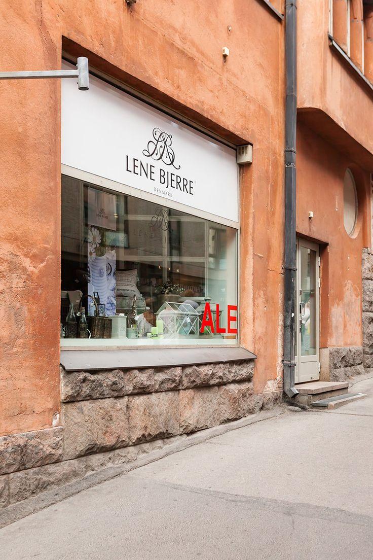 Lene Bjerre Concept Store Helsinki
