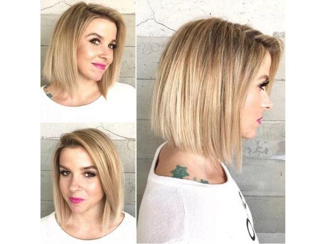 Modne półdługie fryzury 2016 - przeglądamy największe trendy we fryzurach dla…