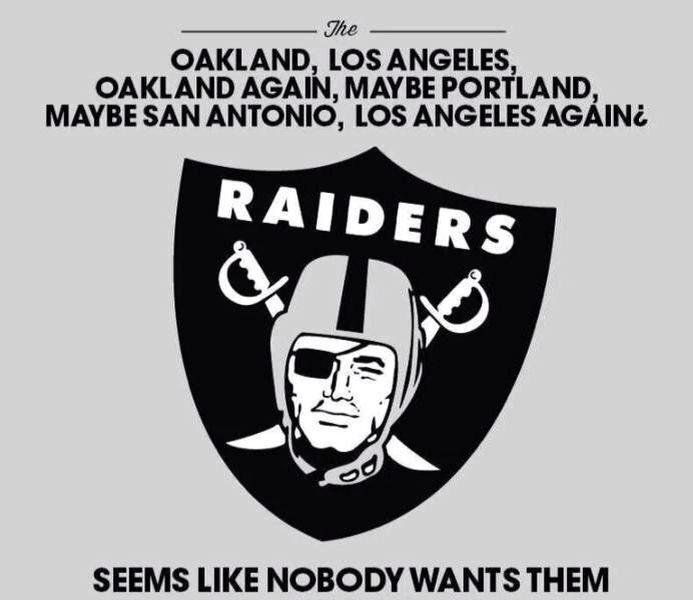 Funny Raiders meme