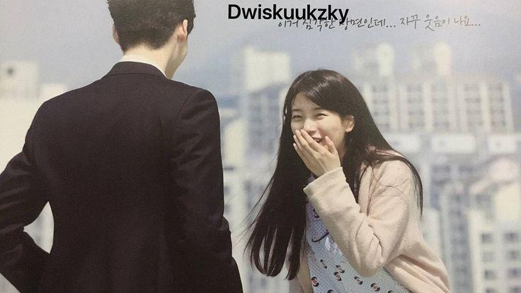 """While You Were Sleeping"" -  Photo Essay Lee Jong Suk & Suzy"