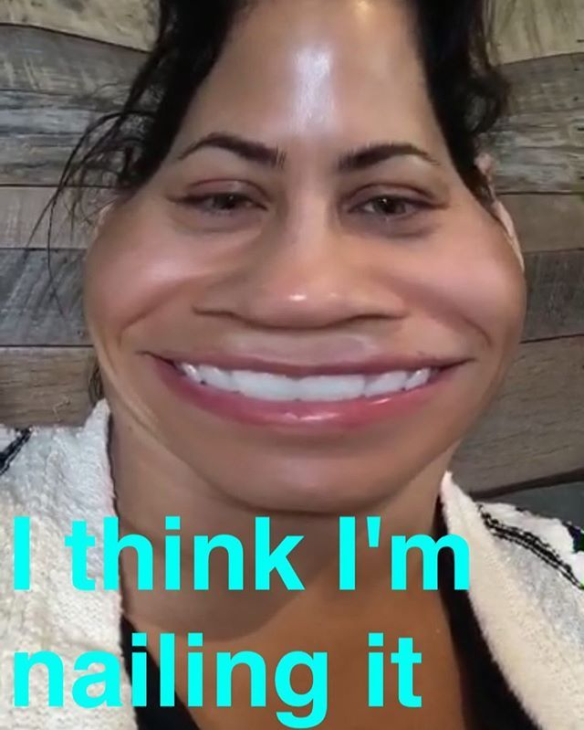 Pin for Later: 80+ Celebrities You Should Be Following on Snapchat Jenna Dewan Tatum: jennaldewan What she snaps: Hilarious filtered videos and photos of Channing Tatum and their adorable daughter, Everly.