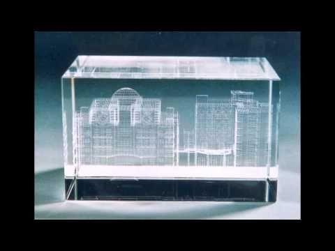 2D a 3D gravírovanie do skla
