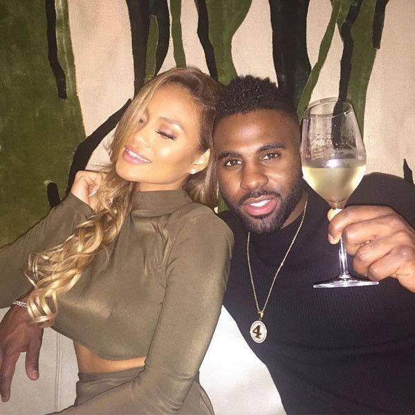 Jason Derulo Is Dating 50 Cent's Ex Daphne Joy  Jason Derulo, Daphne Joy
