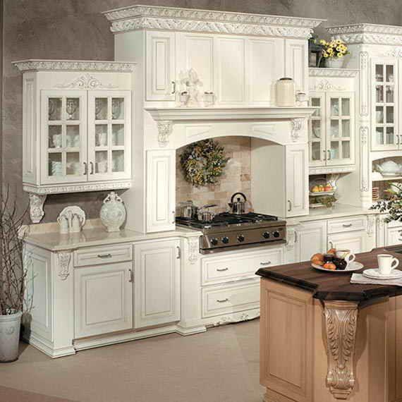 Victorian Kitchen Design Ideas Classical- Perfect Kitchen