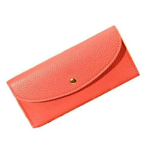 Valentines Day Gifts for Women DEDC Red Korean Style PU Leather Lady Girls Clutch Purse Wallet Bag by DEDC. $7.99. Brand New. Colour: Red. Size:20cm(L)X10cm(H)X0.5cm(W). Good Quality And Perfect Service , Our Pursuit ! So Feel Free to Contact us , and we can read and answer as soon as possible to provide Five Star Service !