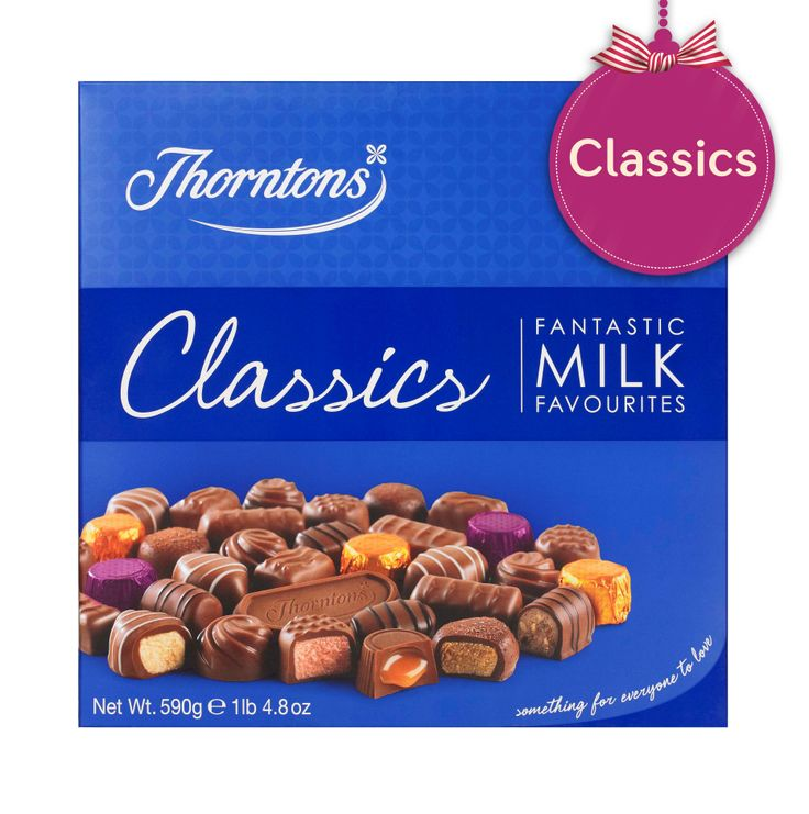 Thorntons Classics - Milk