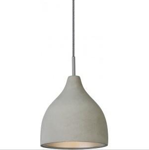 Hanglamp beton, €99.