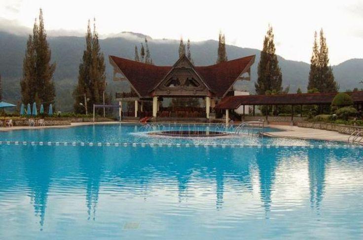 Hotel Internasional Sibayak Jl. Merdeka Brastagi. Telepon : (0628) 91301, 91307.Kantor Pemasaran/Reservation: Jl. Gandhi No. 202 Medan (Sumut) 20214. Telepon : (061) 742882, 719979.