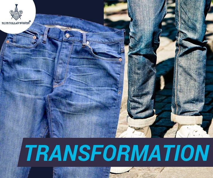 Transformation of a boy to a man is done by denim. Check out the new Blue Line Slim Tapered. #Blueline #Denim