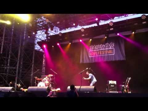 www.pugliaevents.it    Bud Spencer Blues Explosion - Italia Wave Love Festival