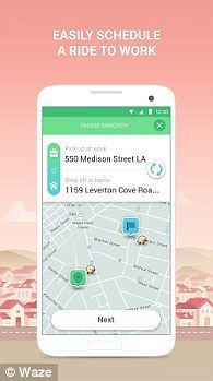 Google to take on Uber with Waze 'carpool' app that lets commuters give each other rides - http://wp.me/p6XTJV-2En