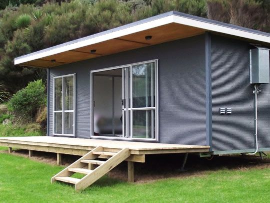 Portable Kiwi Cabins, Silverdale, Auckland, New Zealand