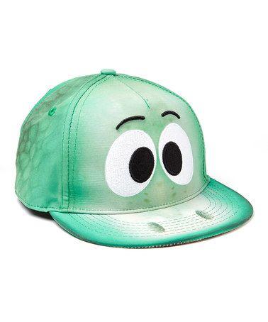 dinosaur jr baseball cap toddler hat love the good green sublimated big face boys