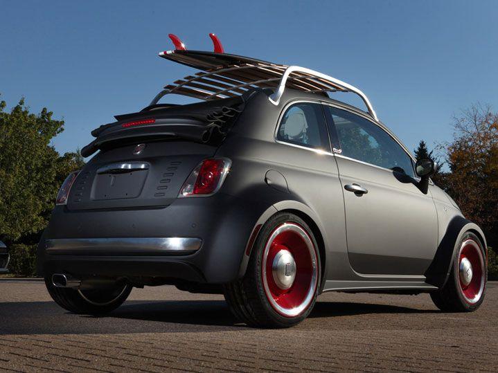 Fiat Mopar 500C Beach Cruiser
