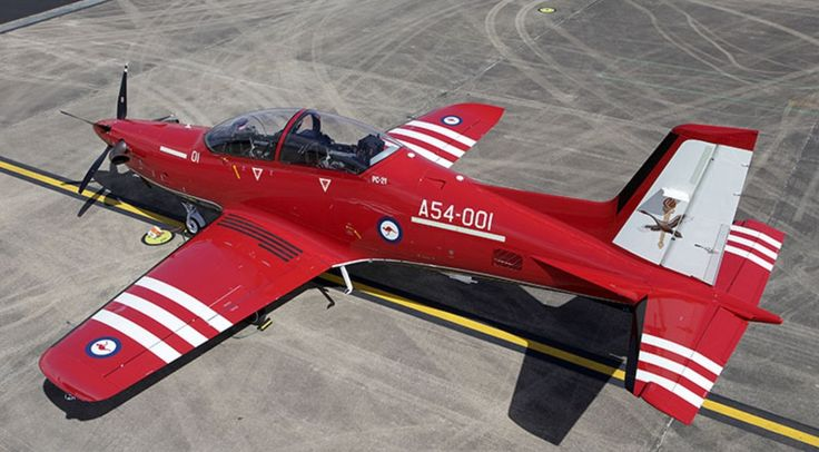 RAAF Pilatus PC-21